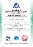 ISO14001 Certificates
