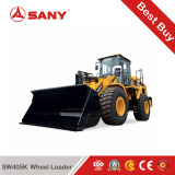 SANY SW405K 5 tons 3m3 bucket capacity wheel loader