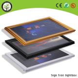 LED Aluminum Slim Lightbox