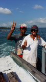 Indonesia customers bought the sea cage