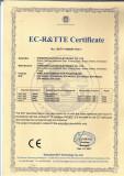 PC+PS2+PS3 wireless gamepad CE certificate