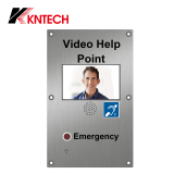 Video help point emergency telephone KNZD-60 kntech