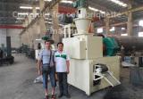 Coal briquette making machine plant