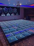3D dance floor and magic honeycomb used in hotel