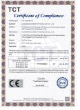 CE Certifications for Gel Time Tester
