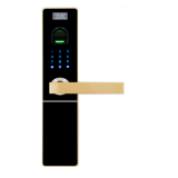 Smart Fingerprint Door Lock with Password and Key UL-880