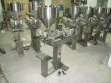 Dept. for filling machine