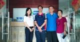 Brunei Client visit