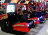 Racing Game Amusement Machines