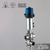 Sanitary Stainless Steel Mixproof Valve
