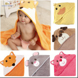 baby hooded towel-2