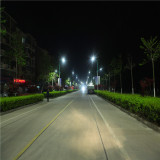 High Brightness 120W street lighting project with PCI heat sink and Meanwell driver