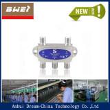 Wideband 4 In1 Diseqc Switch Satellites FTA LNB Switch
