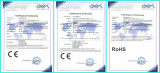 Certificate of LED Tri-proof Light