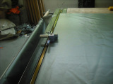 Production of PVC Tarpaulin