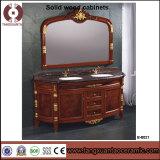 Luxury Solid Wood Bathroom Vanity (B-8021)