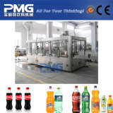 Automatic Soft Drink Filling Machine / Carbonated Drink Bottling Plant