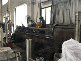 PTFE Ram extrusion machine for Rod process mould