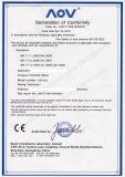 CE certificate, EN71 test report