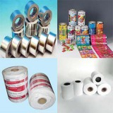 Sample folling material for printing and slitting