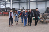 Warmly Welcome Jincheng Anthracite Coal Mining Group Merchants to Visit Shandong China Coal Group fo
