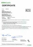 Kema Certificate(MCCB 630A)