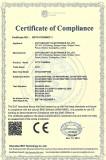 CHYI Panasonic 1080P HD-SDI Camera CE Certificate