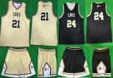 Feedback for basketball uniforms -Dennis