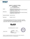 EU RoHS Directive Certification