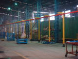 In House Powder Coating Line