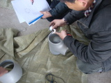 wall thickness inspection