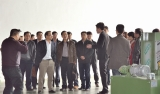 QuanZhou Goverment Inspection and Instruction Our Factory