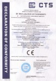 CE Certifcate