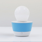 Color Changing& voice control led Gift night light- USB Charging (Sapphire Lamp type C)