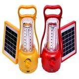 solar camping lantern