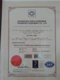 ISO9001 OF SEMI TRAILER