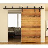 bypass sliding barn wood door hardware