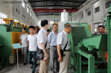 China Machinery General Parts Association visit zhengda
