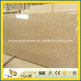 G682 Rusty Yellow / Sunset Gold Granite Slab