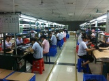 LKS Production Dept Worked Overtime To Ensure Customer is Delivery Time