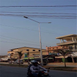 LED Street Lighting Project in Cambodia[Nov 30,2010]