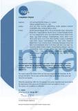 CE Compliance Report
