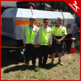 Truemax sales manager with local Engineer