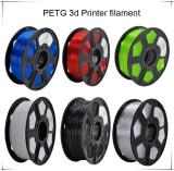6 color PETG 3d printer filament