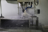 Small Scale CNC Machining Center For The Part Of Glass Straight-line Doube Edger
