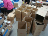 Our Customers P.O is in packing