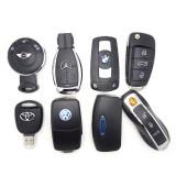 Car Key USB Flash Drive Plastic USB Stick