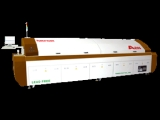 Large size reflow oven with 8 temperature zones A8