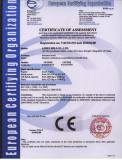 HELI Forklift CE Certificate for MODEL CPCD20-25