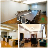 PVC Wall panel Conference Room Applycation
